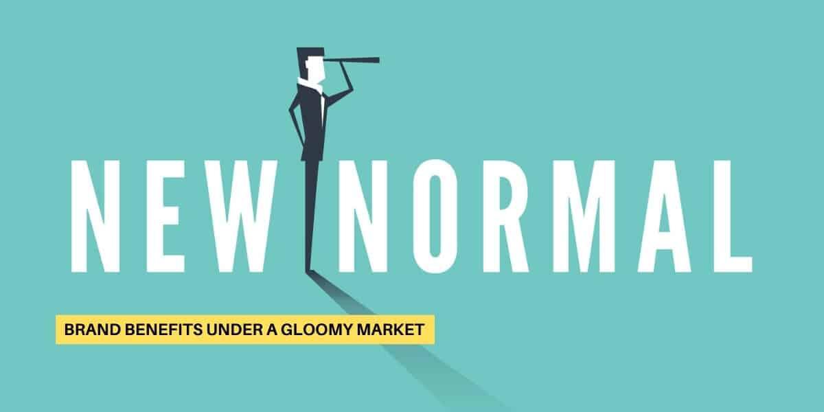 Brand Benefits Under a Gloomy Market