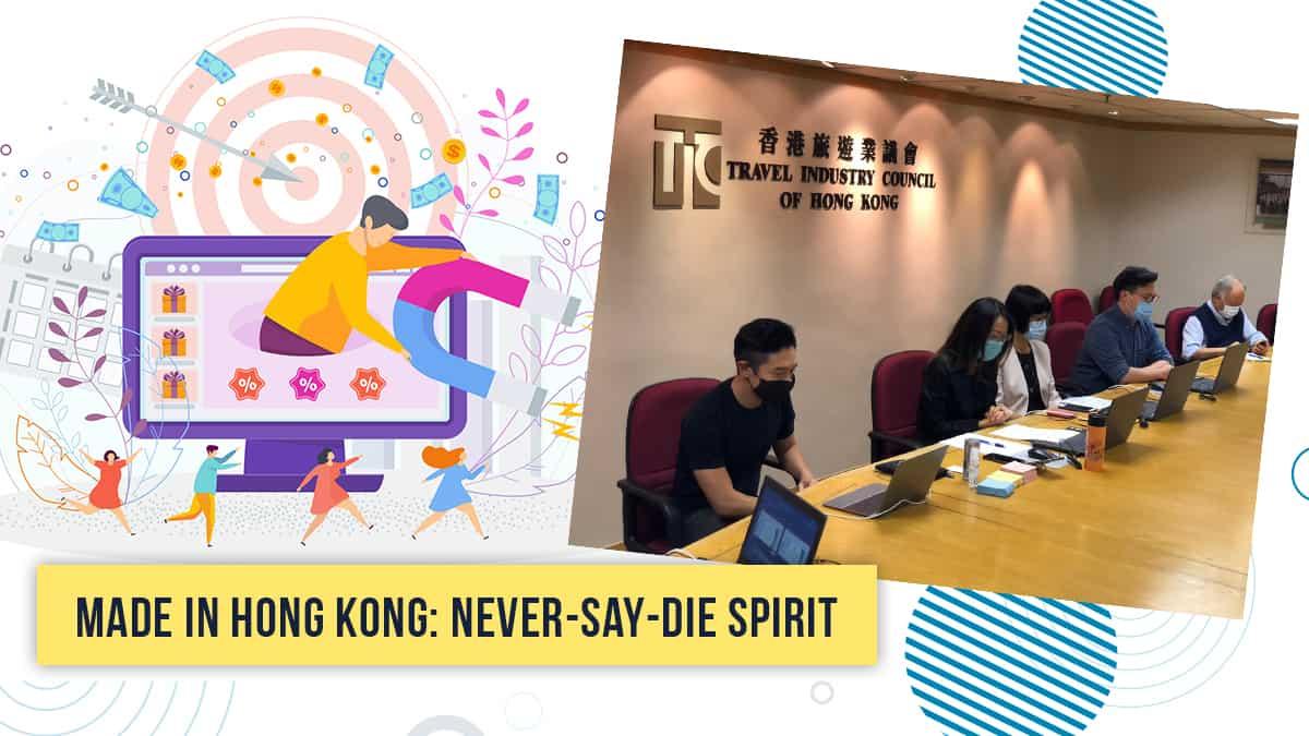 Made in Hong Kong – Never Say Die Spirit