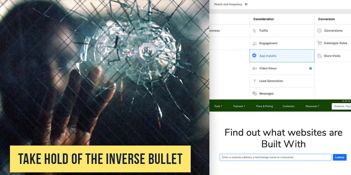 Take Hold of the Inverse Bullet