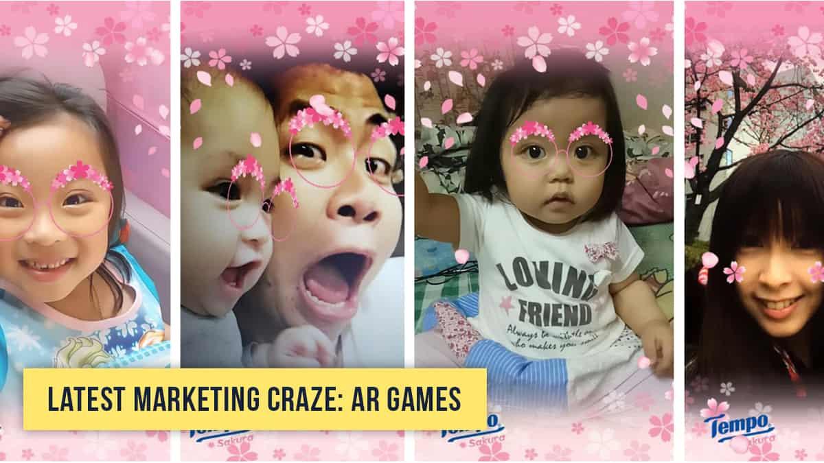 Latest Marketing Craze: AR Games