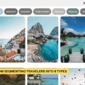 Inspirations from Segmenting Travelers Into 6 Types